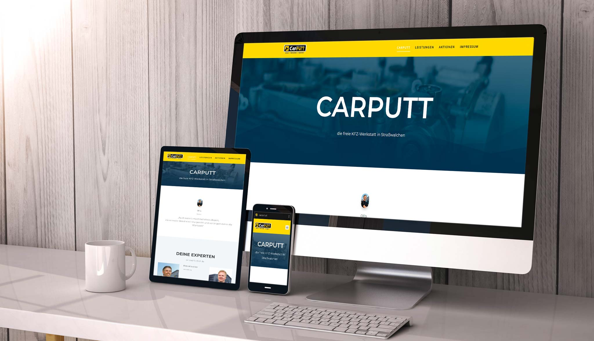 Website CARputt